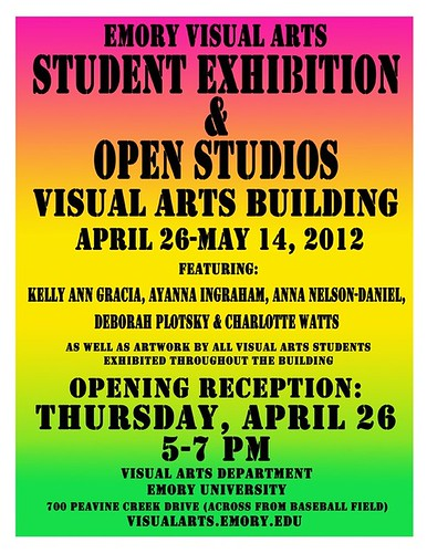 Emory student show