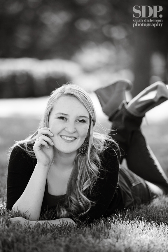 Nelson Atkins Museum senior photography Kansas City