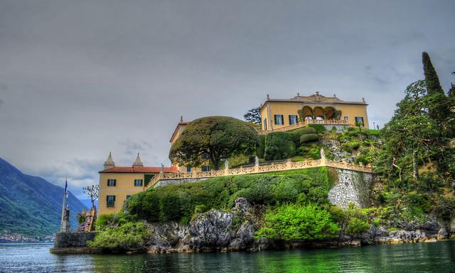 Villa del Balbianello.