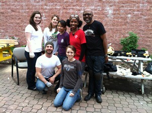 Vincentian Service Day 2012 Regional Chapters