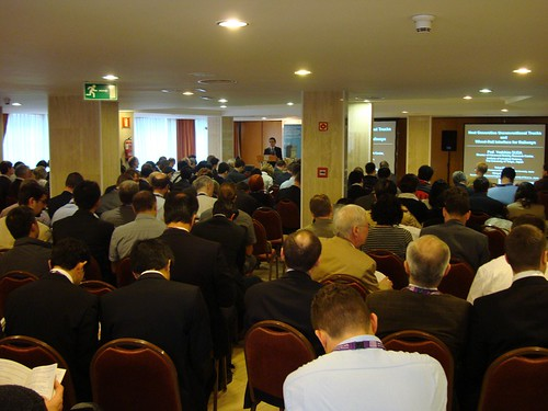 COMSA participates in the First International Conference on Railway Technology
