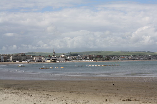 Weymouth Seafront by CJ Isherwood