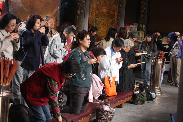 Longshan Si 龍山寺