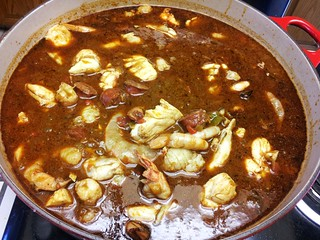Not N'awlins Andouille & Seafood Gumbo 10