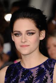 Kirsten Stewart Smokey Eyes Celebrity Style Women's Fashion