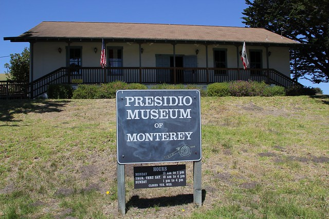 Lower Presidio Historic Park of Monterey: Museum