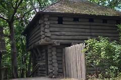Matthiessen State Park Fort