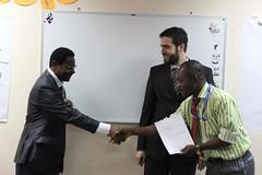 Douala 2012: Journalisme financier