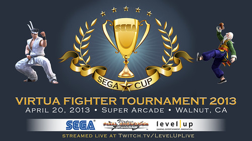 Virtua Fighter 5 Final Showdown SEGA Cup 2013