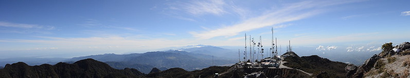 Volcan Baru Panorama