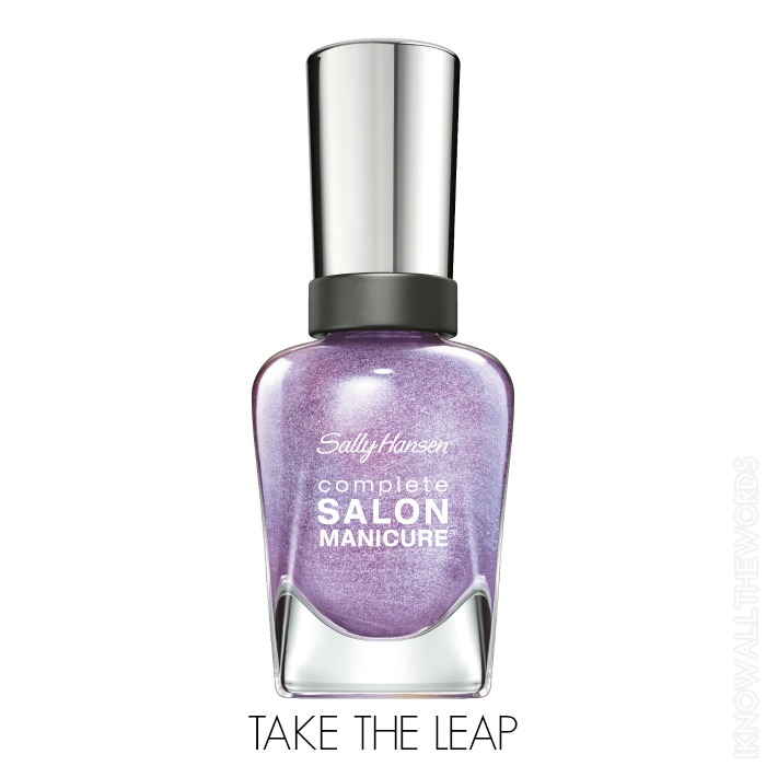 Sally Hansen Complete Salon Manicure Pastels on Point - Take the Leap