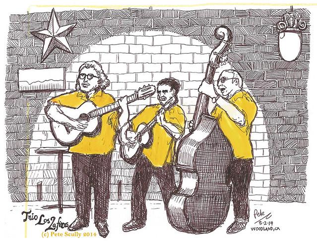 Trio Los Lafiras sm