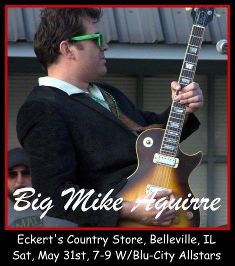 Big Mike Aguirre 5-31-14