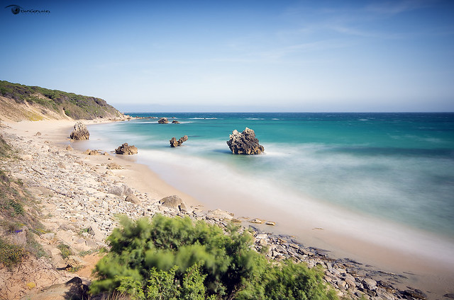 les plus belles plages d 39 andalousie sont espagne facile. Black Bedroom Furniture Sets. Home Design Ideas