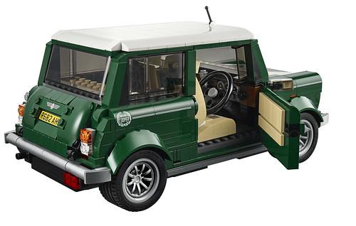 LEGO 10242 MINI Cooper 03