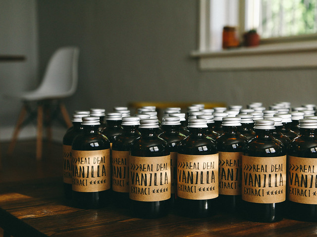 Real Deal Vanilla Extract