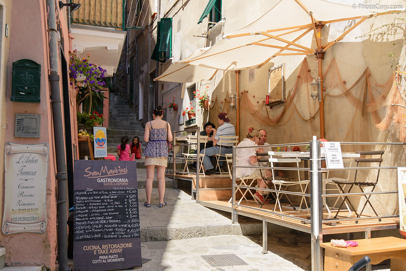 Monterosso - good restaurant
