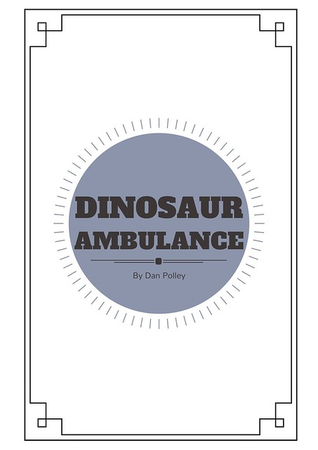 Dinosaur Ambulance