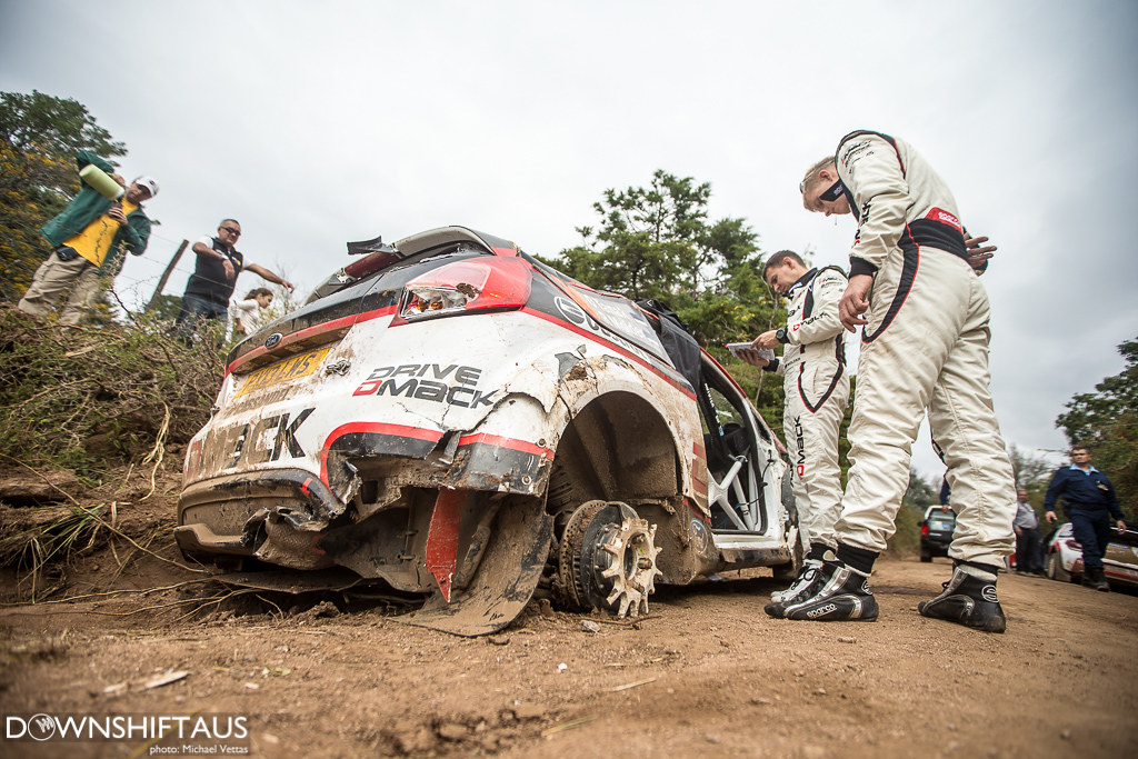 WRC Argentina 2014 - Image by Vettas Media