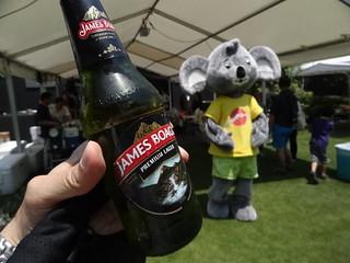 タスマニアのビール!