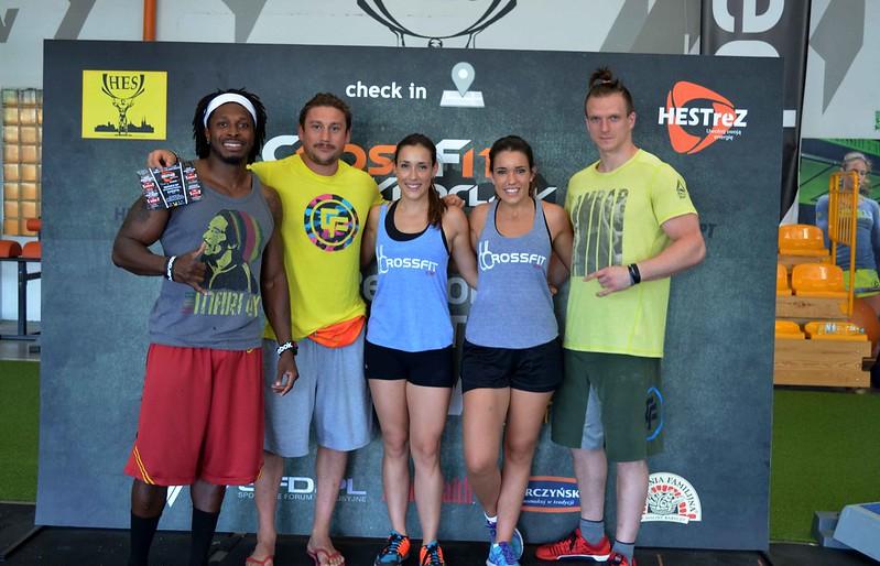 foto de fitsters y CrossFit Wroclaw