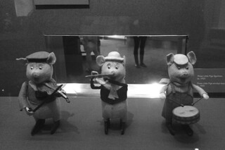 The Walt Disney Family Museum -The Three Little Pigs