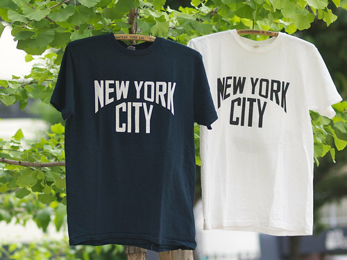"Velva Sheen / ""New York City"" Tee"
