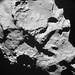 Comet from 19.4 km – NavCam by europeanspaceagency