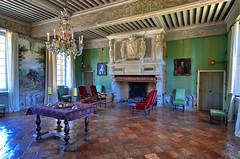 Ain - Château de Fléchères