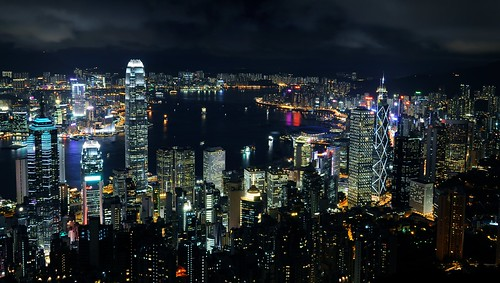 Stunning View. This is Hong Kong | ::::: Explored ::::: |