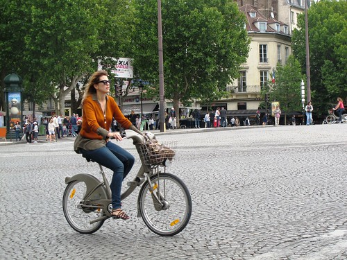 Paris Cycle Chic by Barcelona Cycle Chic
