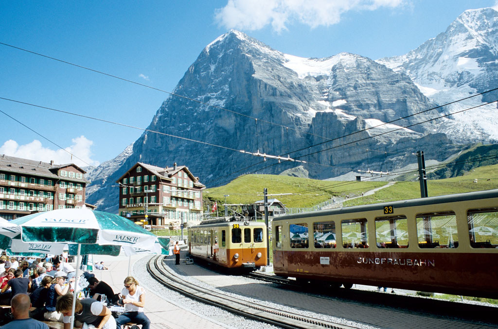 Guided alpine climb in the swiss alps eiger prep and climb more info reheart Images