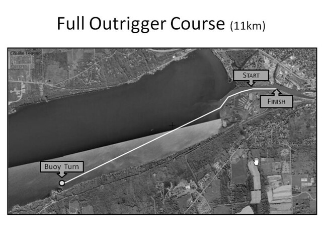 Full Outrigger Course