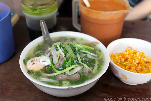 The Phở (with egg)