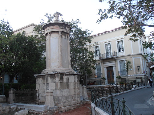 Athens: The Lysicrates Monument