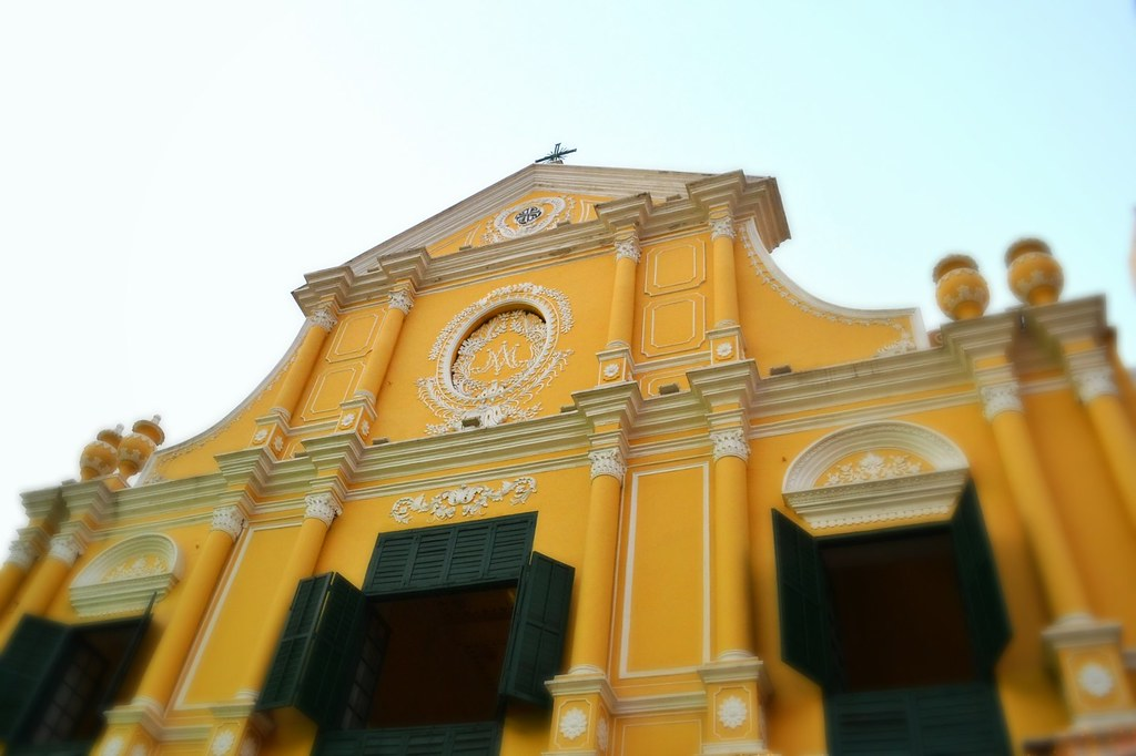 Saint Dominicu0027s Church, Macau U2013 玫瑰堂, 澳門