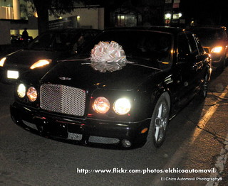 Bentley Arnage México DF