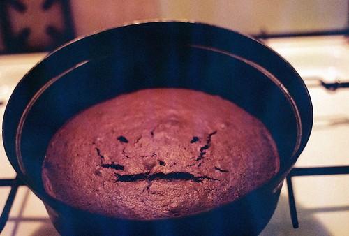 evil cake is evil