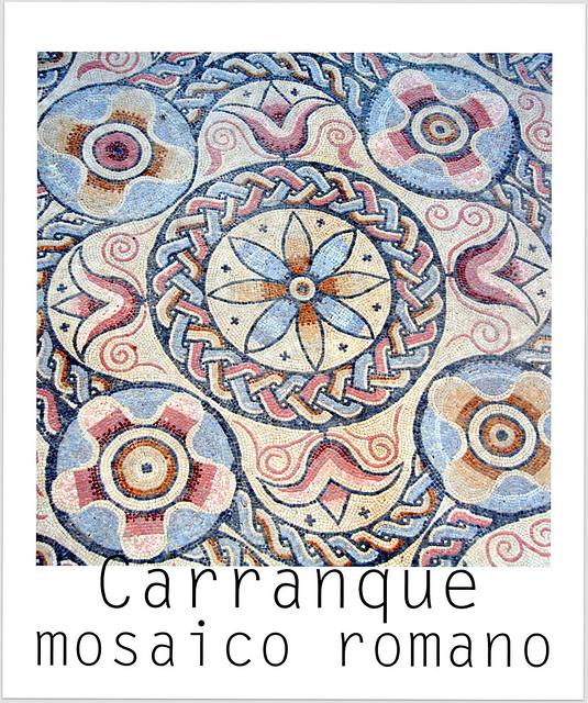 Carranque mosaico romano flickr photo sharing for Mosaico romano