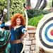 Merida and her bow by Jennie Park Photography