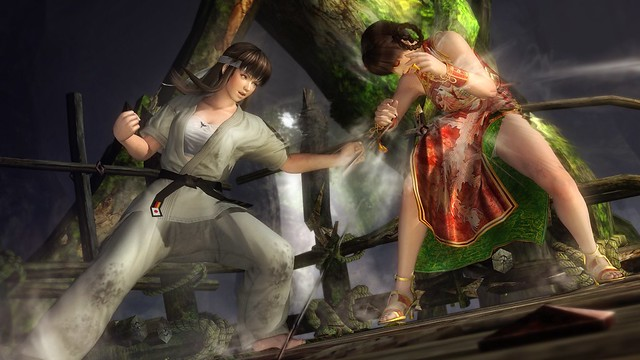 E3 2012: Dead or Alive 5 Preview