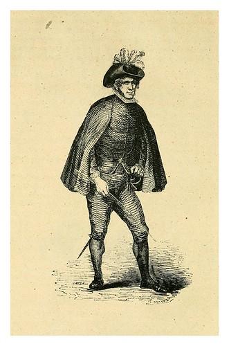 001-El aguacil-Los españoles pintados por si mismos-Tomo I-1843- Editado por Ignacio Boix
