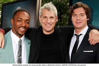 Anthony Mackie,Jim Lemley and Benjamin Walker