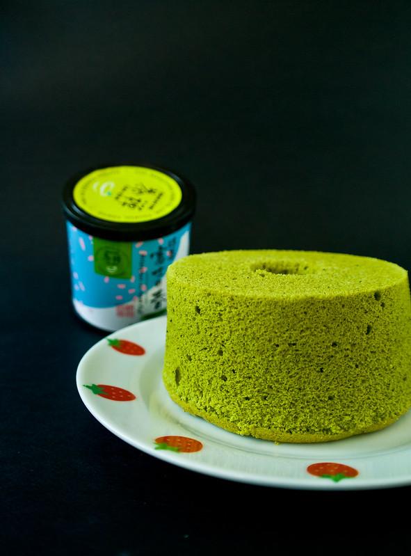 Matcha /Green tea Chiffon cake.jpg