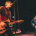 Chris Cain and Kevin Murray of We Are Scientists at the Black Cat