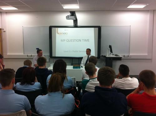 Kirklees College Q&A