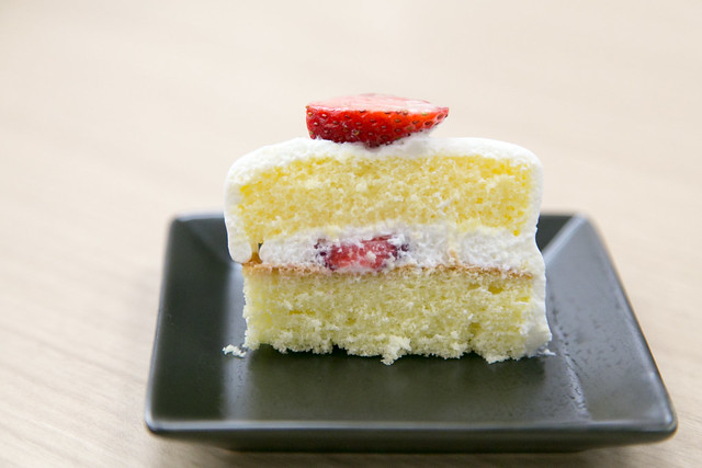 ローソン ウチカフェ ピュアケーキ