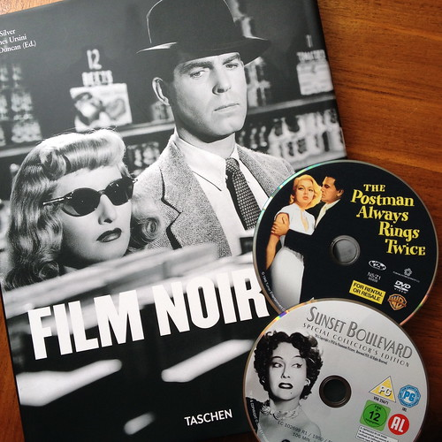Vintage Sunday: Film Noir