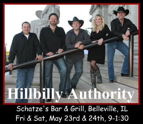 Hillbilly Authority 5-23, 5-24-14