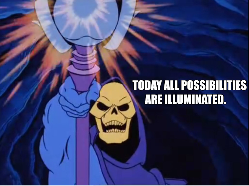 Skeletor Affirmations